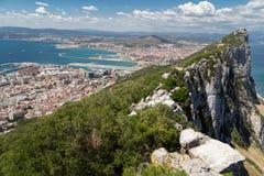 Гибралтар Стоковая Фотография