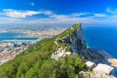 Гибралтар Стоковое Изображение RF