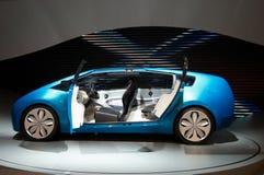 гибридный Тойота x Стоковая Фотография RF