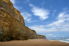 Гибсон шагает туристическая достопримечательность в Princetown, Виктории, Австралии Стоковое фото RF