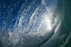 Гигантская волна стоковая фотография