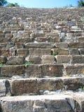 Гигантская лестница стоковая фотография rf