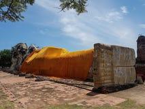 Гигантская статуя Будды стоковая фотография rf