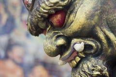 гигантская статуя Стоковое фото RF