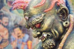 гигантская статуя Стоковая Фотография RF
