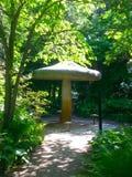 гигантские грибы Стоковое Фото