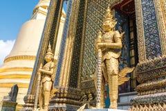 Гигантские хранители золотого строба Стоковая Фотография RF