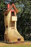 Гигантский ботинок Стоковые Фото