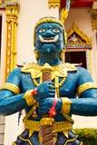 Гигантский портрет, тайский Стоковая Фотография RF