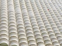 Гигантский строить мульти-квартир Стоковое Изображение