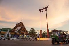 Гигантское качание Таиланд Стоковое фото RF