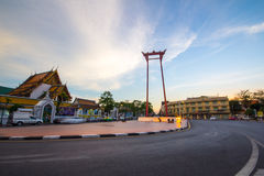 Гигантское качание Таиланд Стоковые Фото