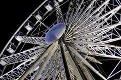 Гигантское колесо потехи Стоковая Фотография RF