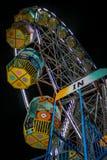 Гигантское колесо и голубое небо Стоковое Изображение RF