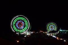 гигантское колесо Стоковое Изображение