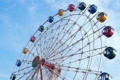 Гигантское колесо ferris Стоковое Изображение
