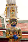 гигантское тайское Стоковая Фотография