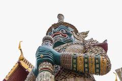 гигантское wat статуи phra kaew Стоковое фото RF