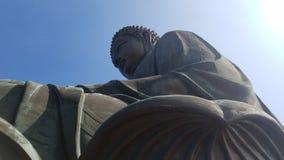 гигант Будды Стоковое Изображение