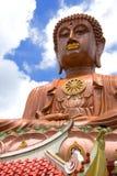 гигант Будды Стоковое Фото