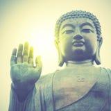 гигант Будды Стоковая Фотография