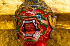 Гигант на изумрудном Будде Стоковое Фото