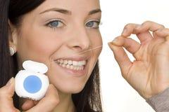 гигиена устная стоковое изображение