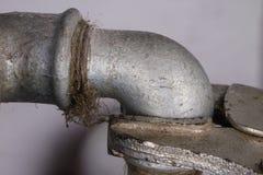 Гидравлическая установка ключа и воды Аксессуары для hydraul Стоковые Изображения