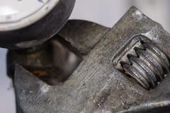 Гидравлическая установка ключа и воды Аксессуары для hydraul Стоковая Фотография RF
