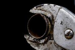 Гидравлическая установка ключа и воды Аксессуары для hydraul Стоковые Фото