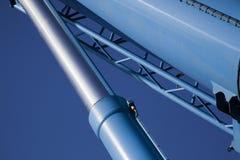гидровлическое машинное оборудование самомоднейшее Стоковые Изображения RF