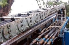 гидровлическое machine3 Стоковые Изображения RF