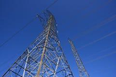 Гидро башни Стоковая Фотография