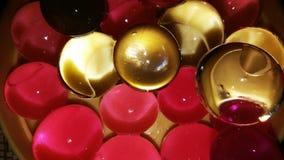 Гидро шарики геля или гидро пузыри стоковые фотографии rf