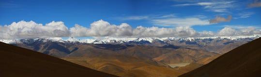 Гималаи фарфора landscape природа Тибет Стоковые Фотографии RF
