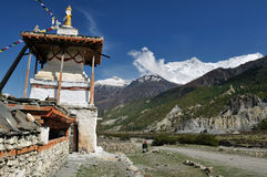 Гималаи стоковая фотография rf