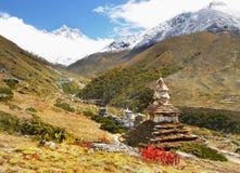 Гималаи, горы Стоковое фото RF