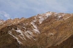 Гималайские горы в Ladakh Стоковое фото RF