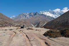 Гималайский взгляд Стоковое фото RF