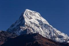 Гималайский пик Стоковое Изображение