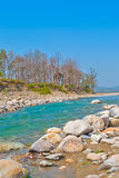 Гималайское река Стоковое Изображение RF