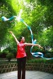 гимнастика искусства Стоковое Изображение