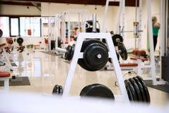 гимнастика оборудования неподвижная стоковые фотографии rf
