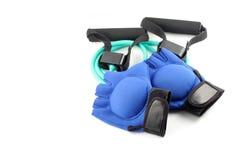 гимнастика оборудования стоковые фотографии rf