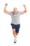 гимнастика пригодности стоковые фото