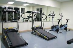 гимнастика тренировки Стоковая Фотография RF