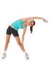 гимнастика 110 стоковое фото rf