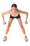 гимнастика 153 Стоковое Изображение RF