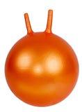 Гимнастический шарик с ручками Стоковое Изображение RF