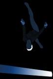гимнаст 2 Стоковые Изображения